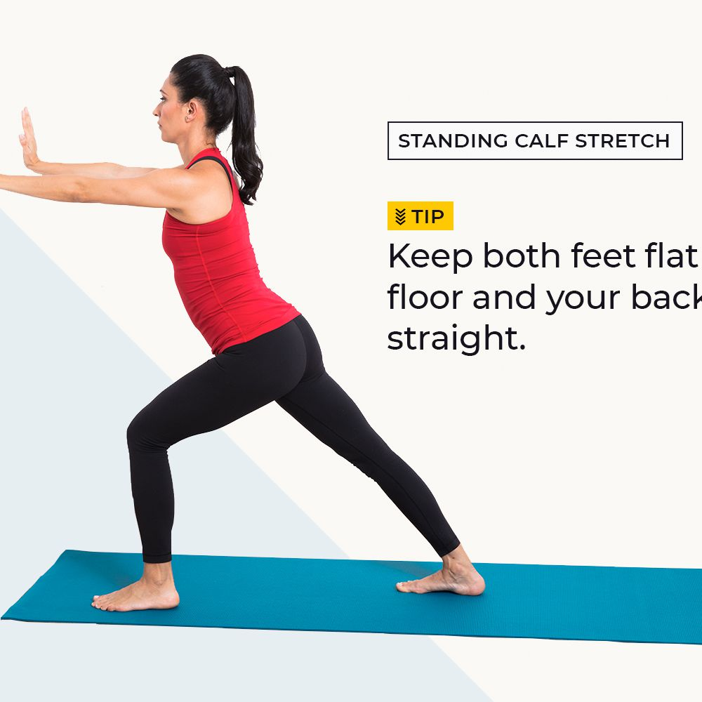 Knee Stretches for Flexibility