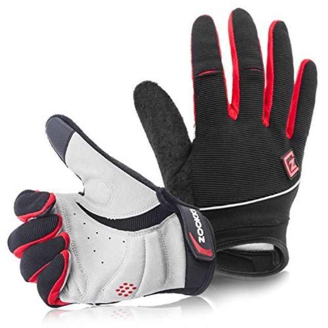 0a9f1d2c371 Best Overall  ZOOKKI Cycling Gloves