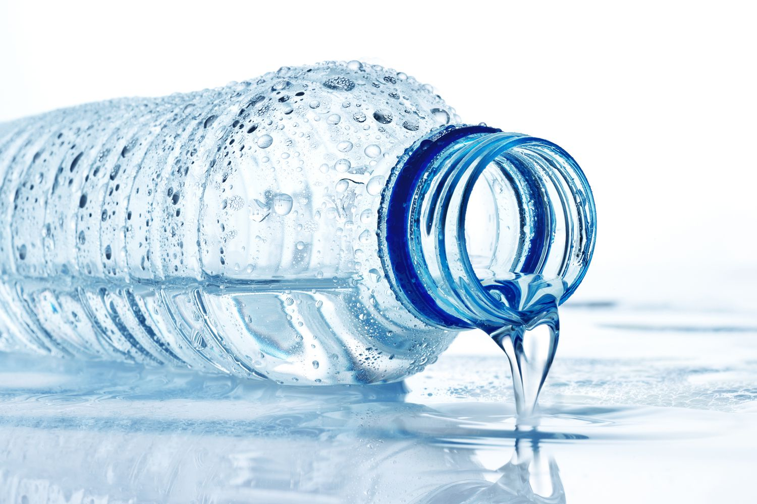 Lack of Benefits in Super Oxygenated Water