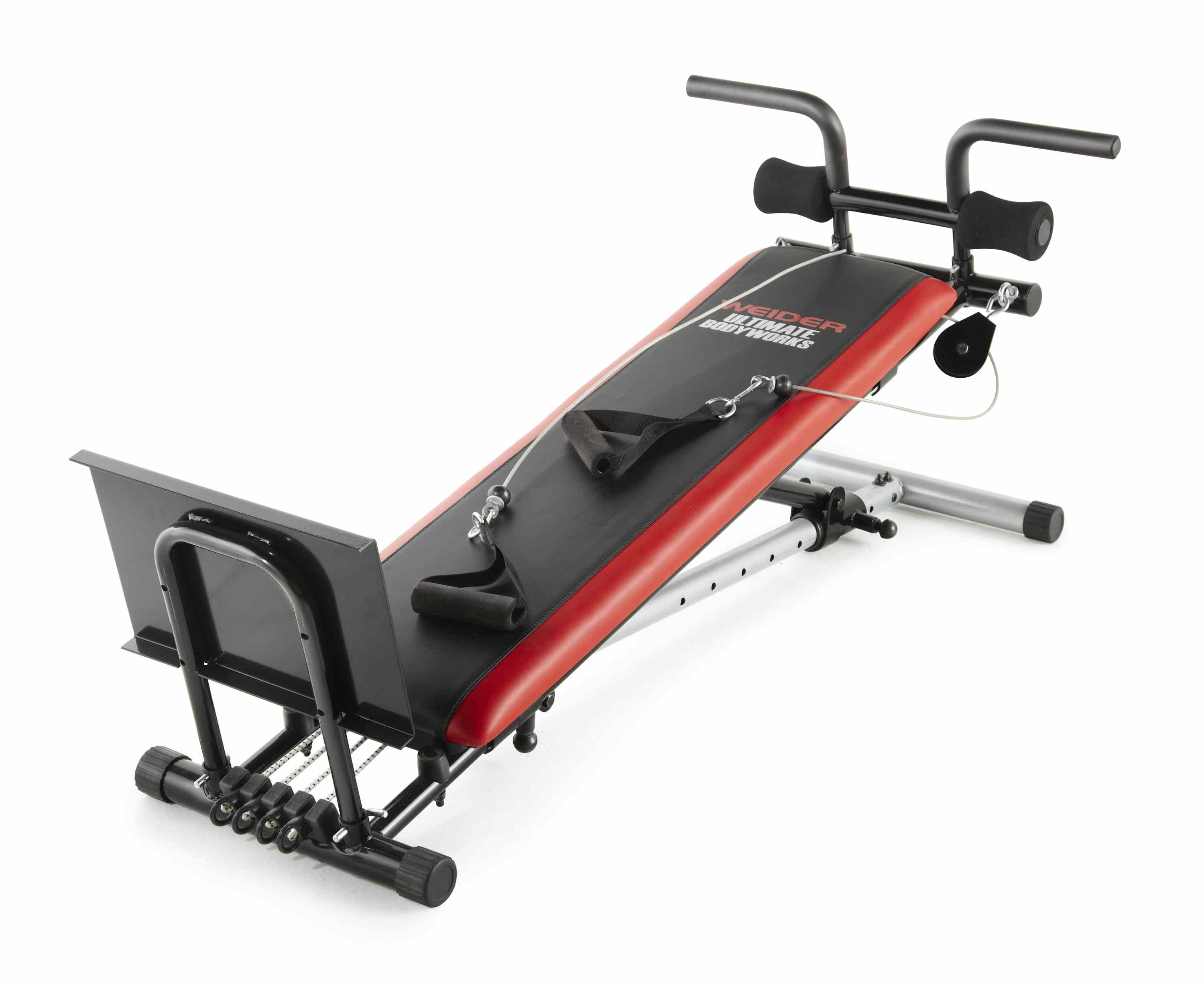 Weider Ultimate Body Works Bench