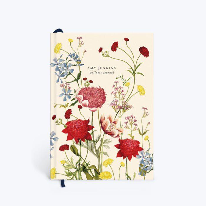 Papier Wildflower Wellness Journal