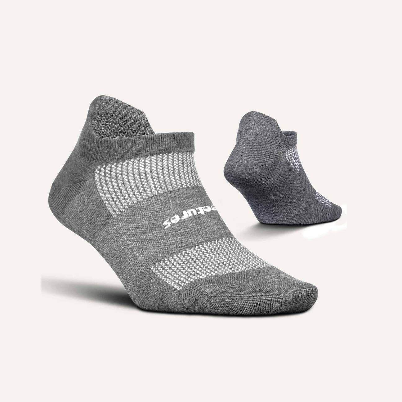 Feetures High Performance Cushion Running Socks