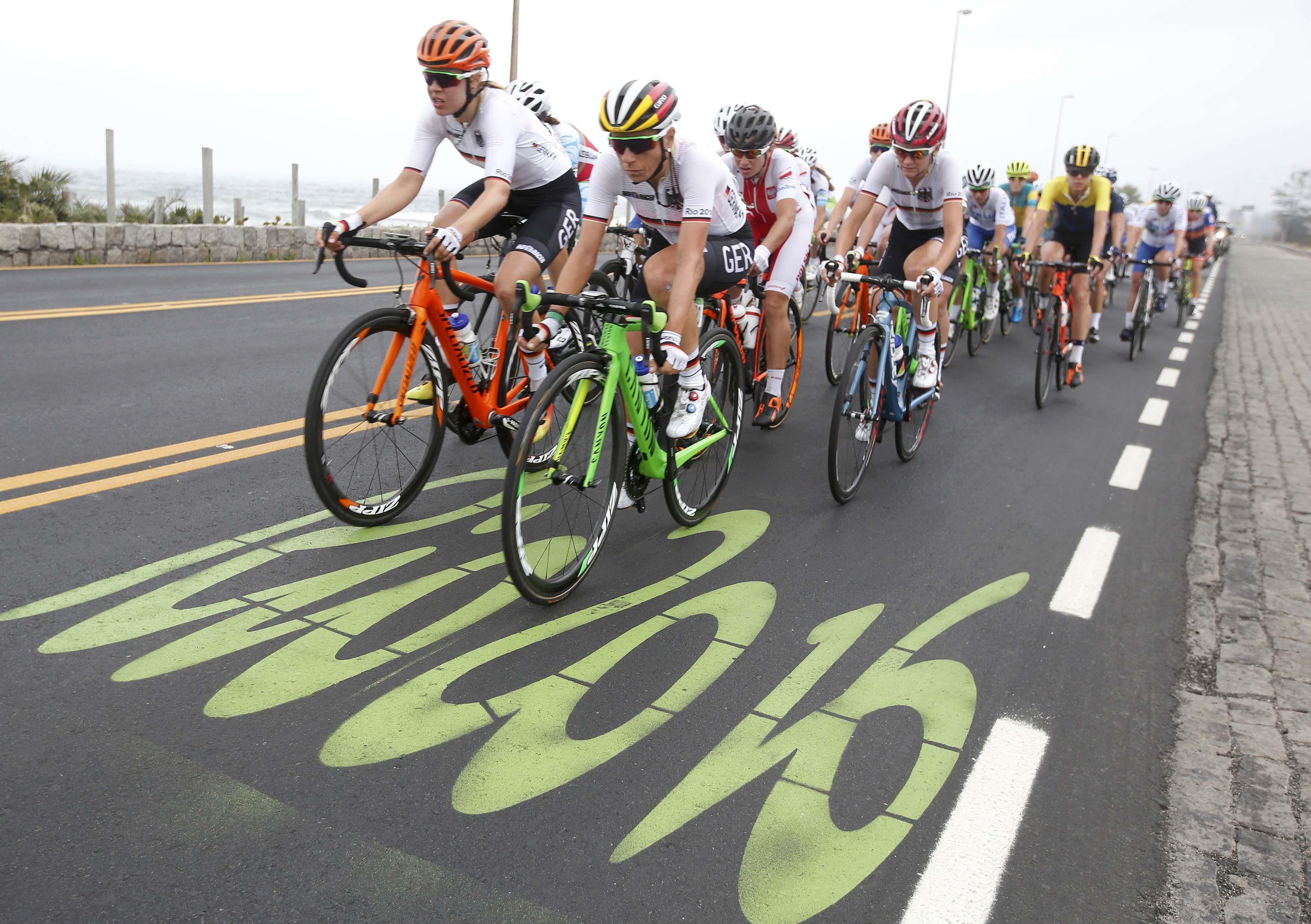 Ciclismo en los Juegos Olímpicos de Río