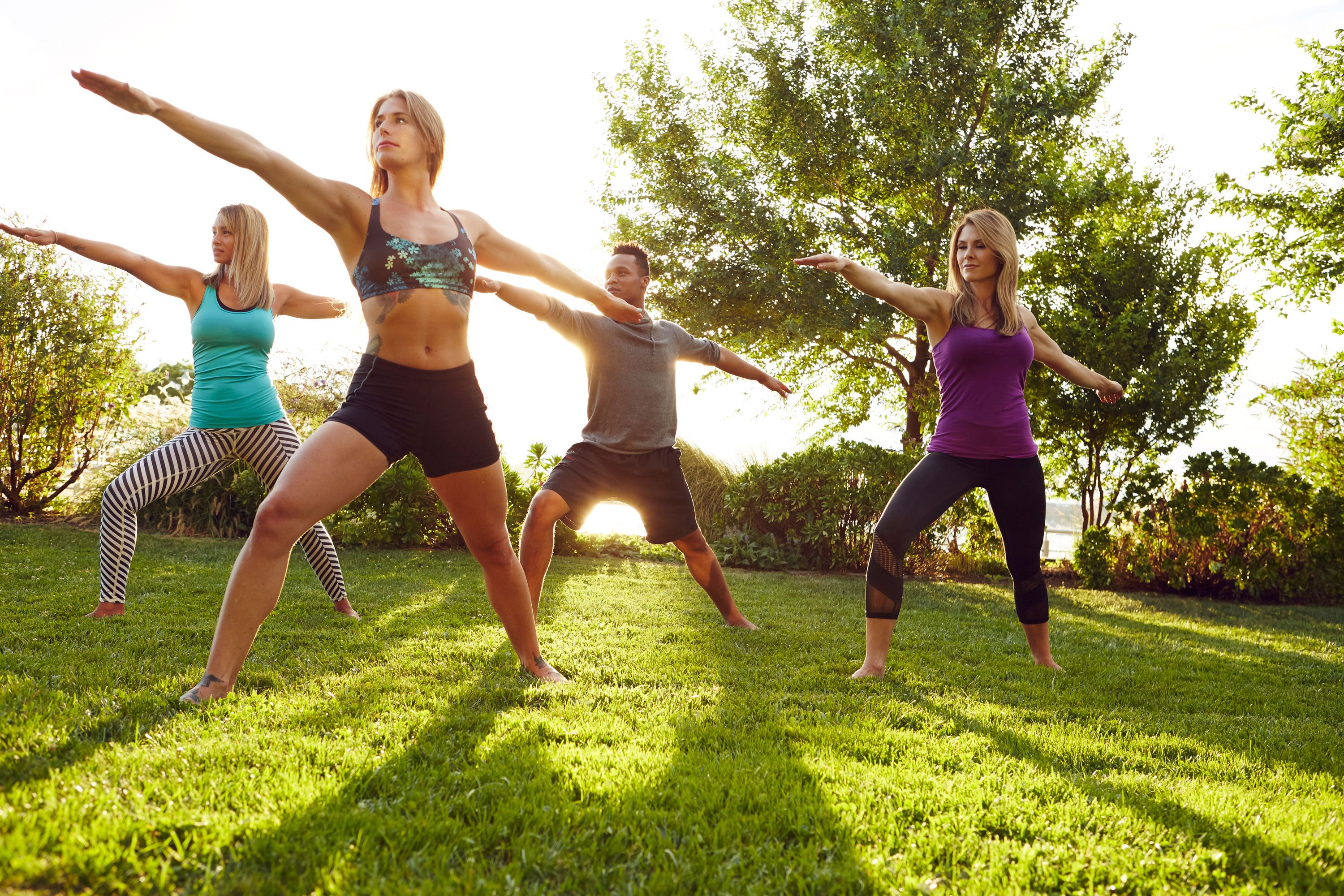 How to plan an outdoor workout