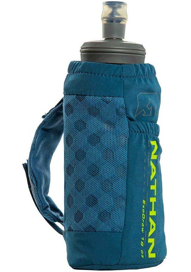 Nathan Handheld ExoDraw Insulated Soft Flask