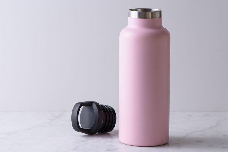 water in sports bottle