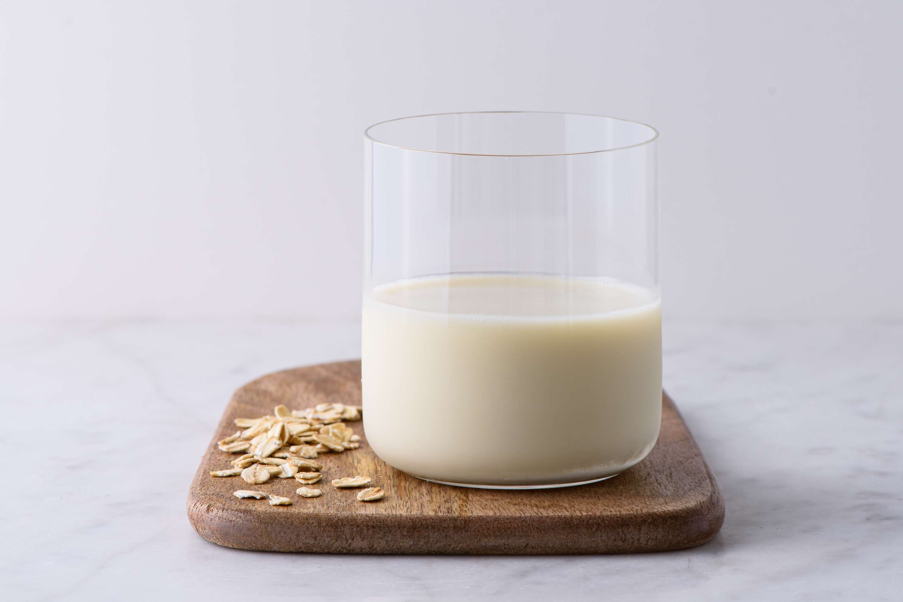 Dairy-Free Milk Substitutes: Soy, Nut
