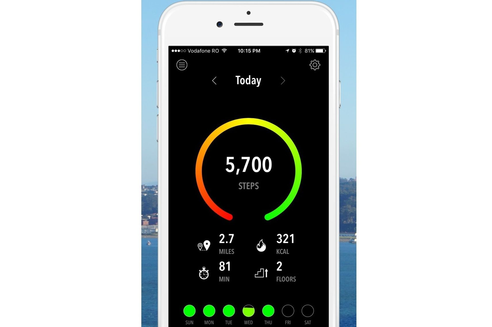 Pedometer Apps for iOS and Android