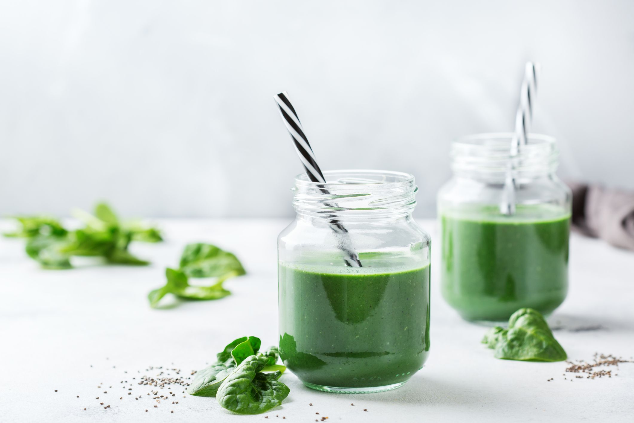 The Health Benefits of Liquid Chlorophyll