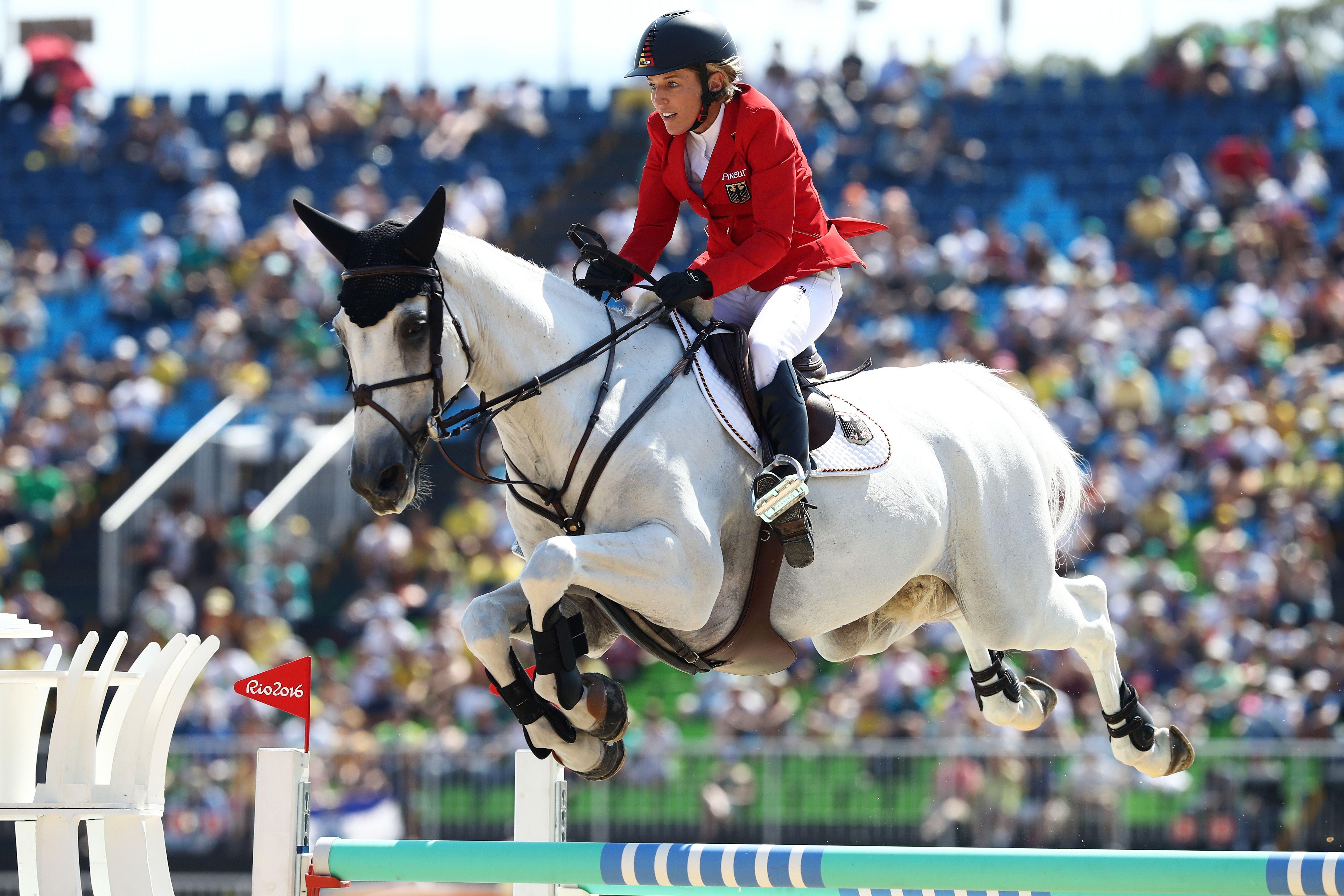 Ecuestre en los Juegos Olímpicos de Río