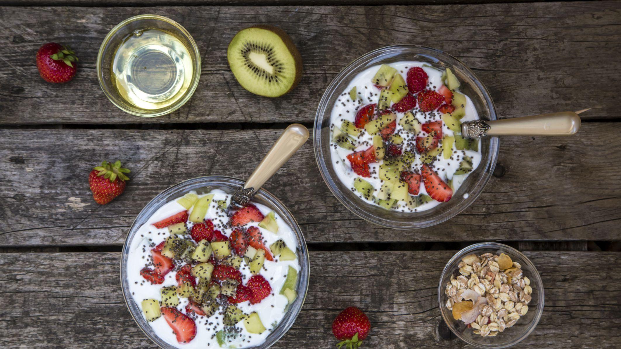 9 Healthy 500-Calorie Breakfast Ideas
