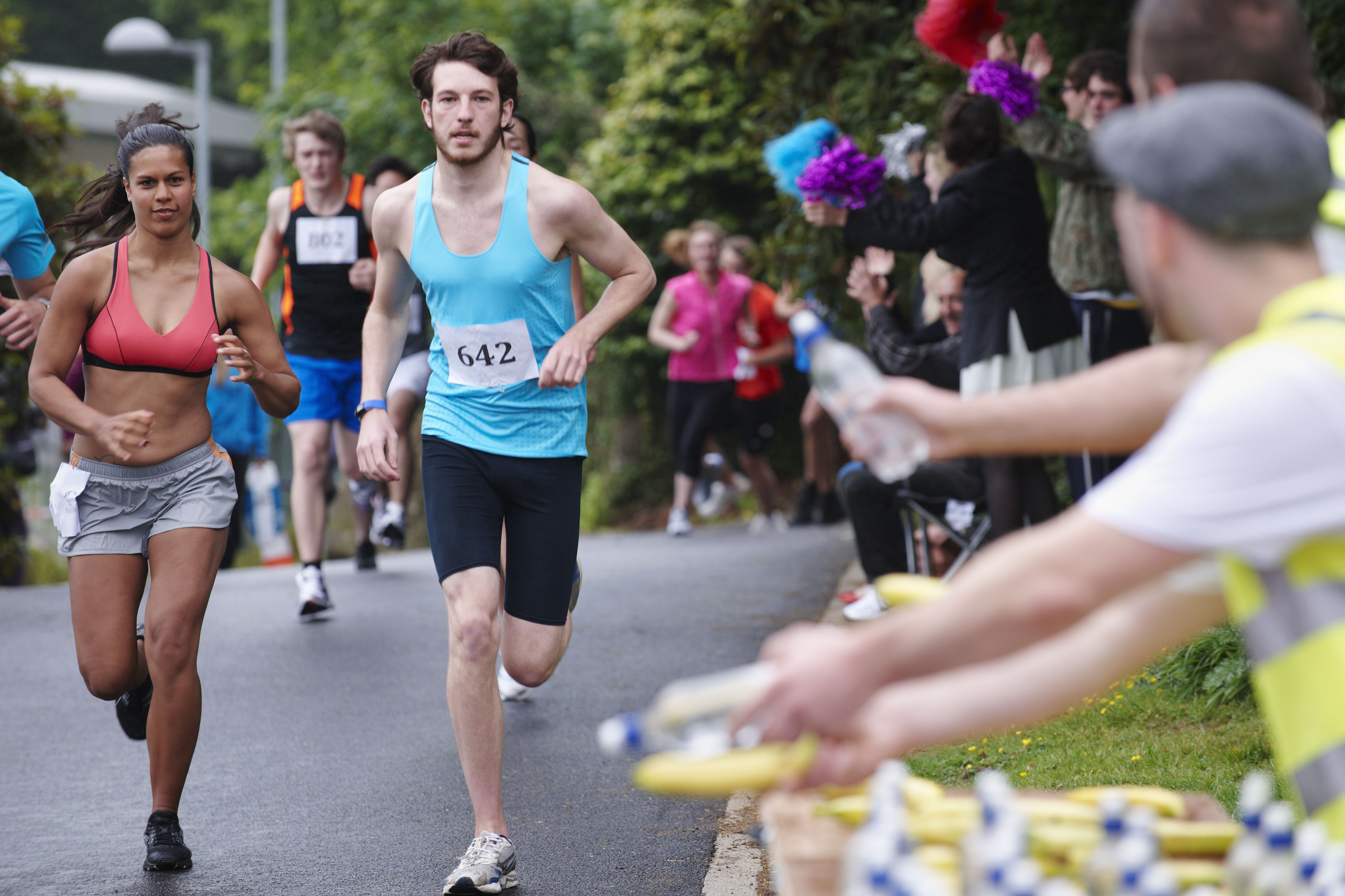 Tips For Running Your First Race