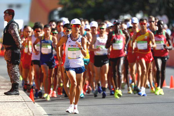 How to Racewalk Like an Olympian