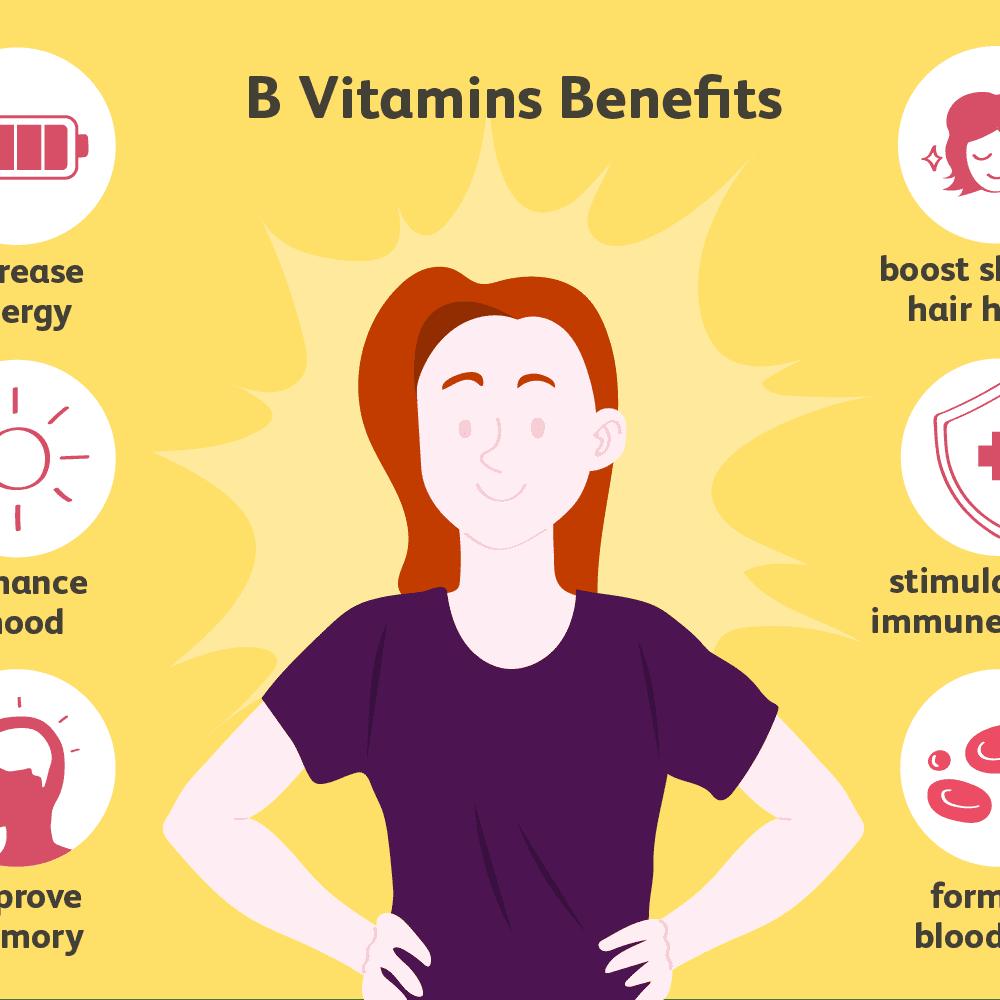 when to drink vitamin b complex