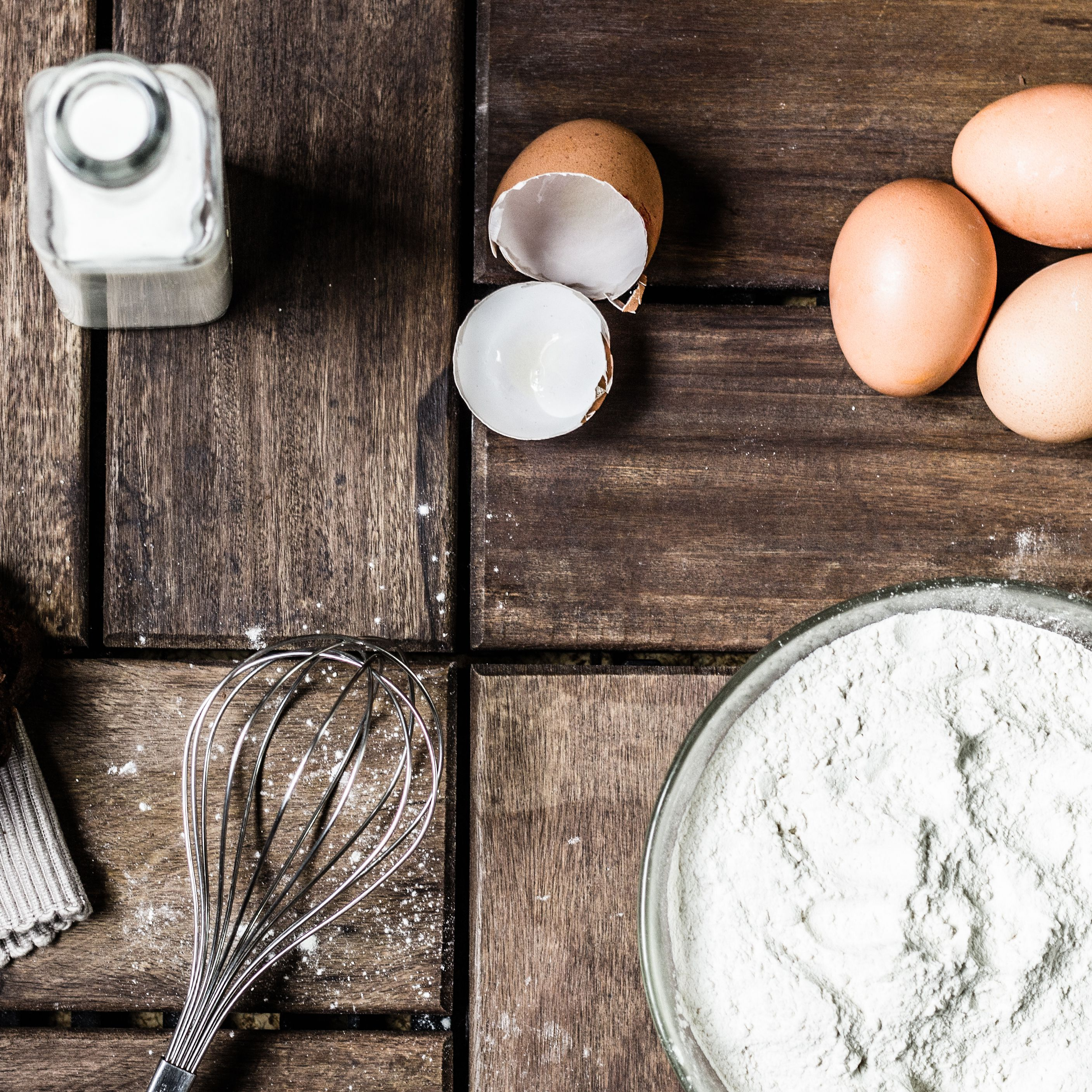 Flour Nutrition Facts and Health Benefits