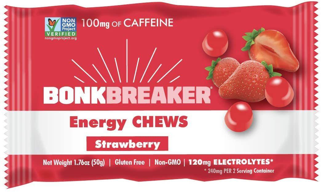 Bonk Breaker Strawberry Energy Chews