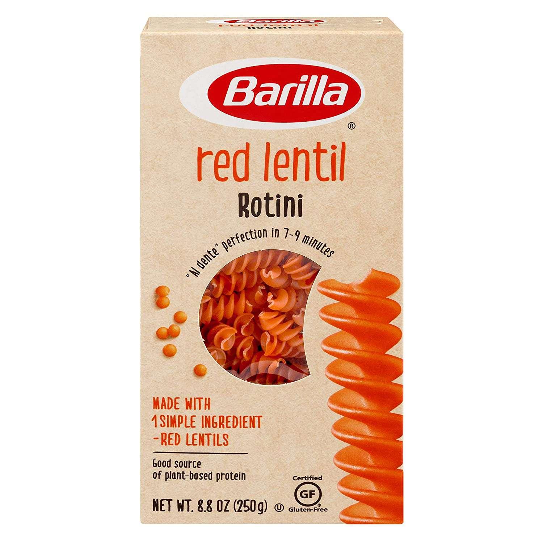 Barilla Red Lentil, Rotini
