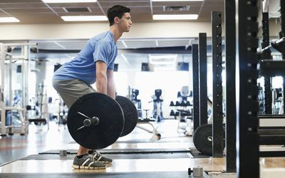 Weights and Strength Training Questions & Answers