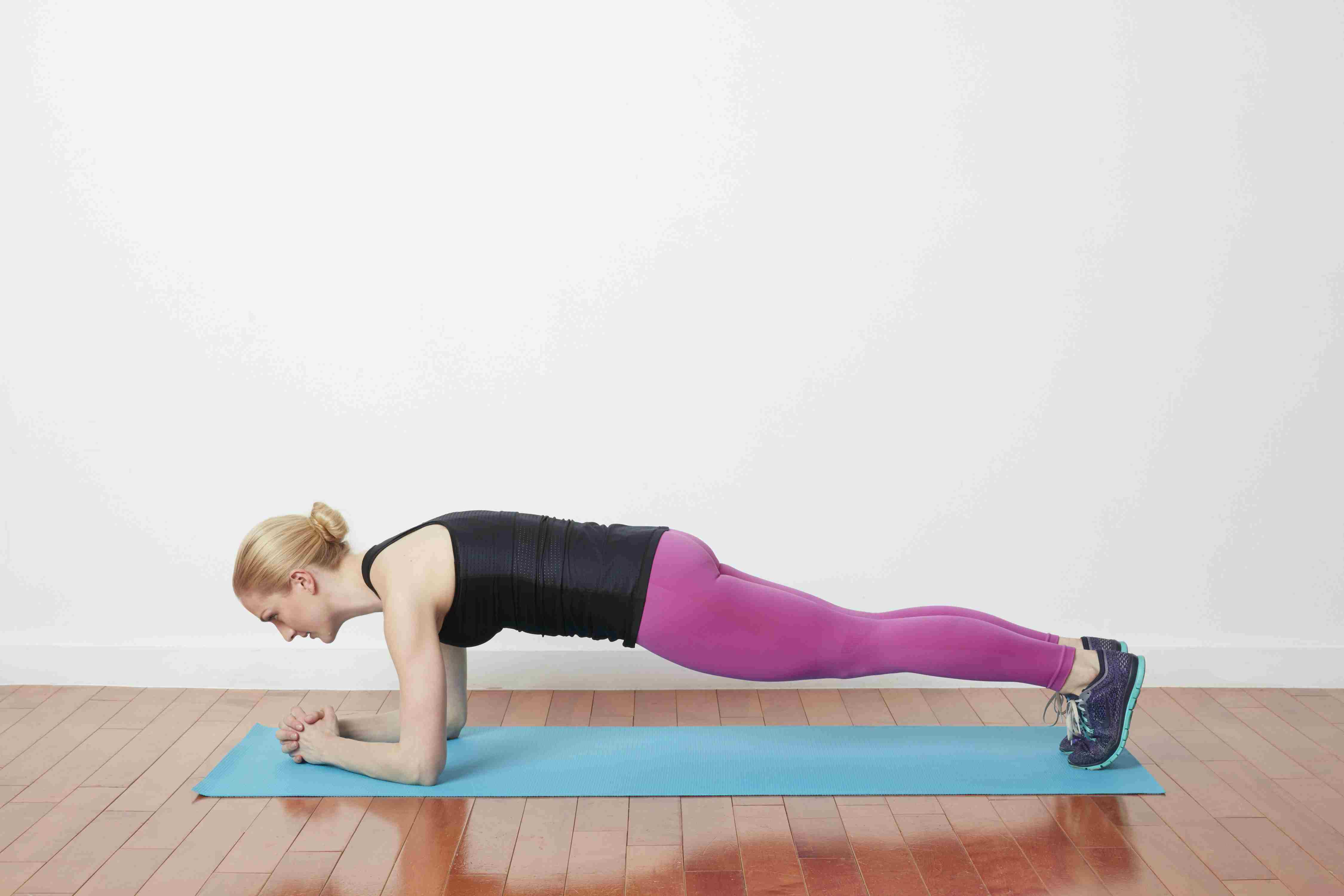 One Hour Cardio And Strength Training Workout Circuit Arms Legs Abs Plank