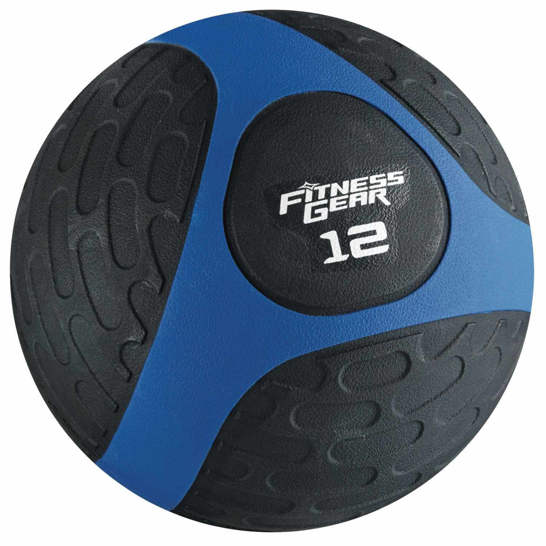 Fitness Gear Balón medicinal de 12 lb