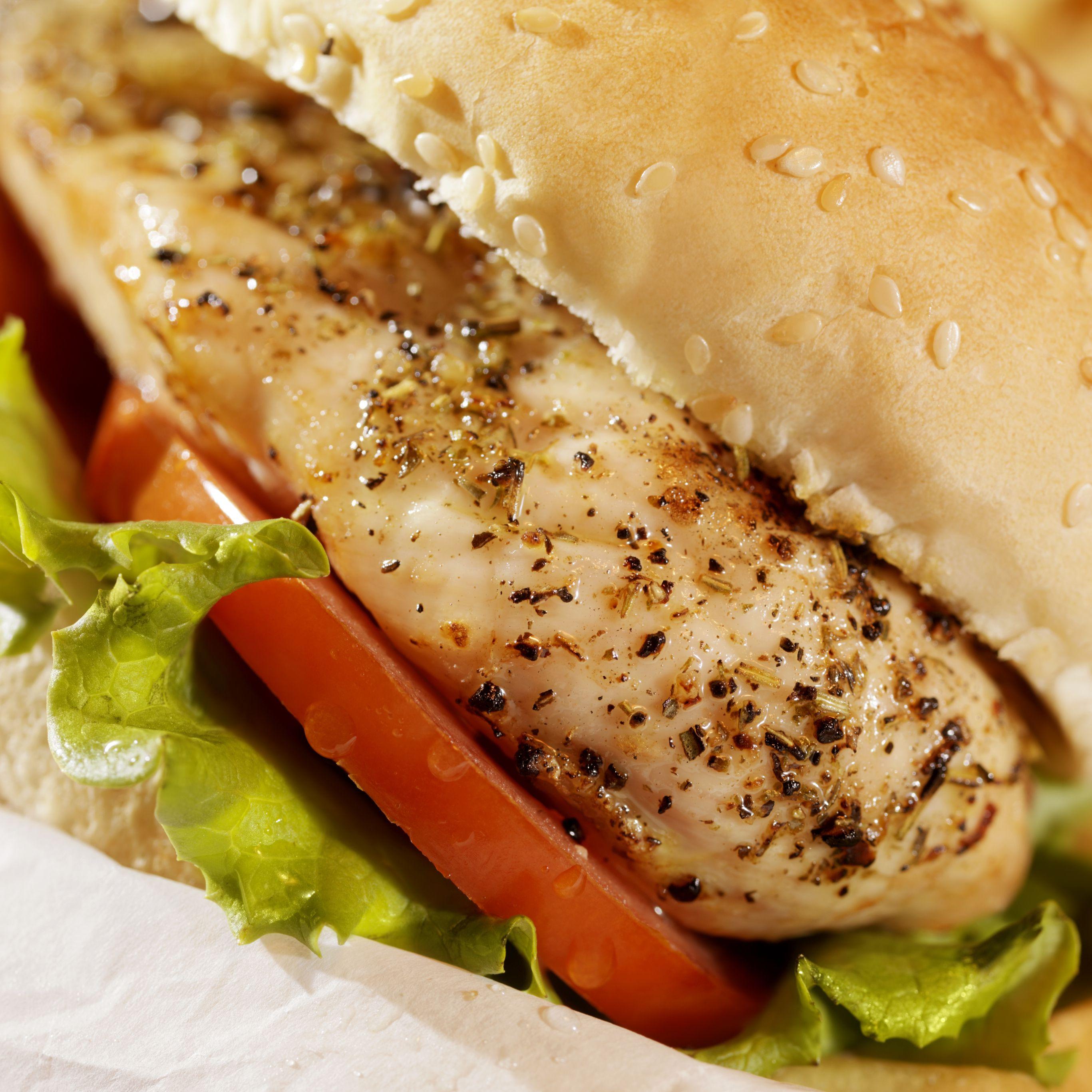 Chick fil a sandwich nutrition facts