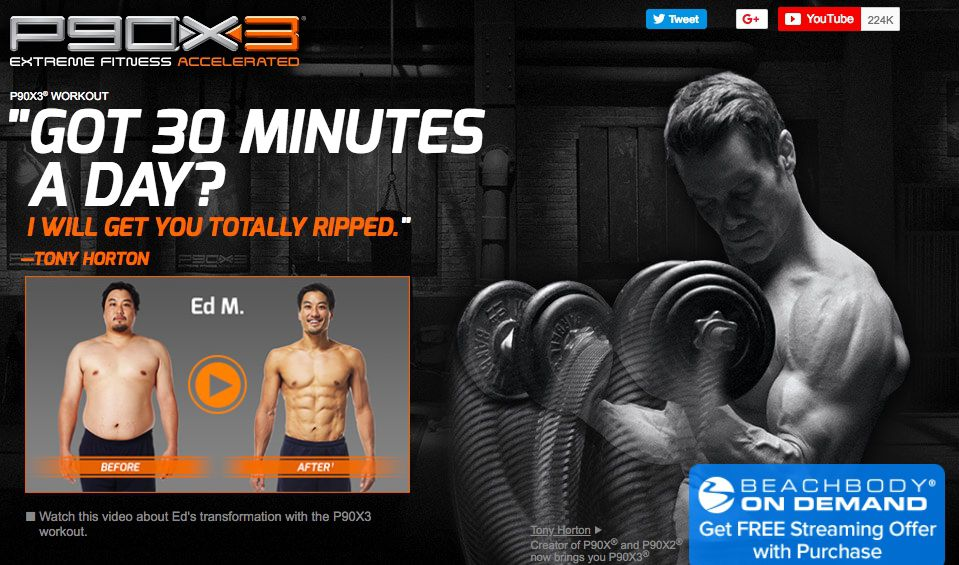 p90x3 calories burned per workout | sport1stfuture org