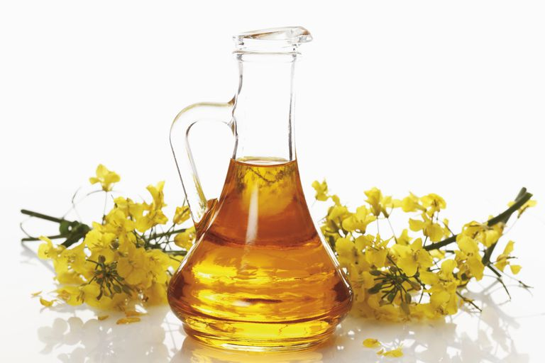 Canola oil is a healthy oil for most any diet.