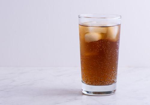 foto de ron y coca cola