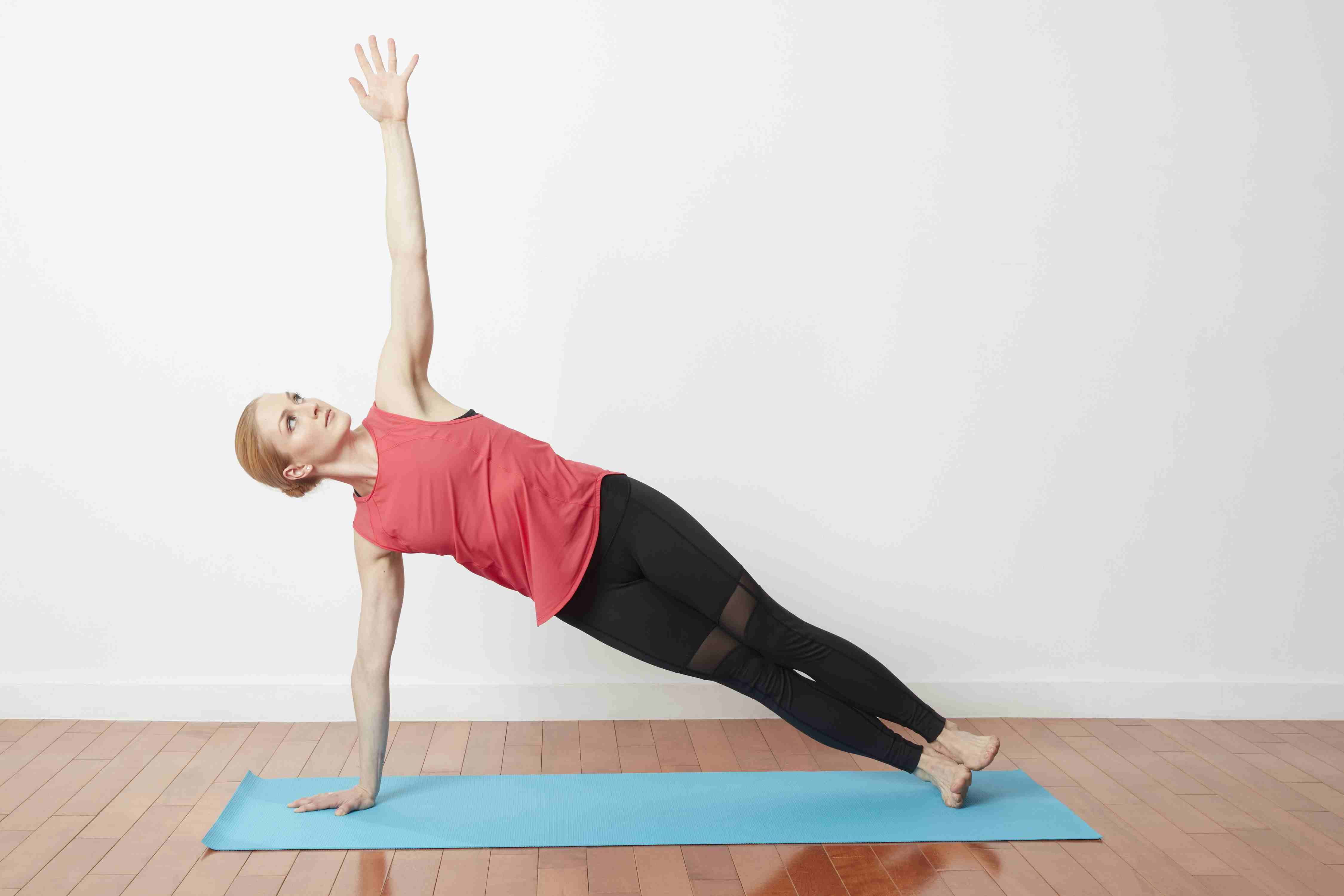 Vasisthasana Side Plank Pose And Variations