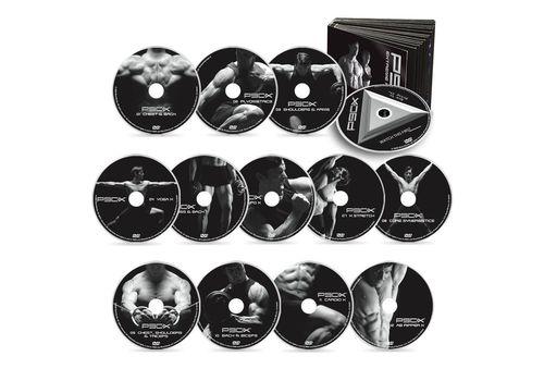 DVD P90X