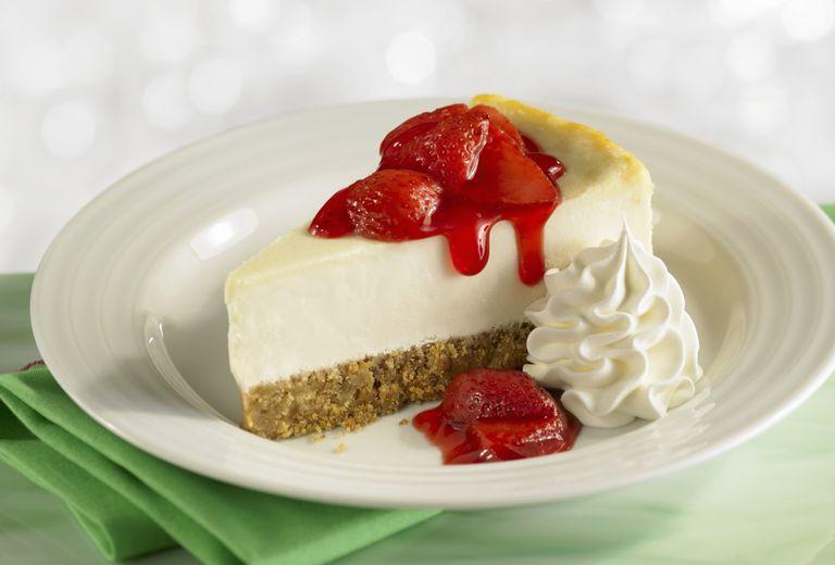No-Bake Cheesecake With Almond Flour Crust Recipe