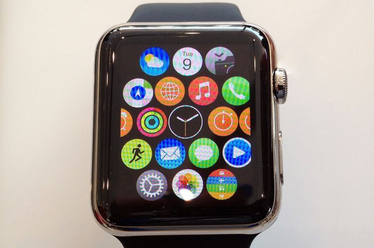 Apple Watch App Screen