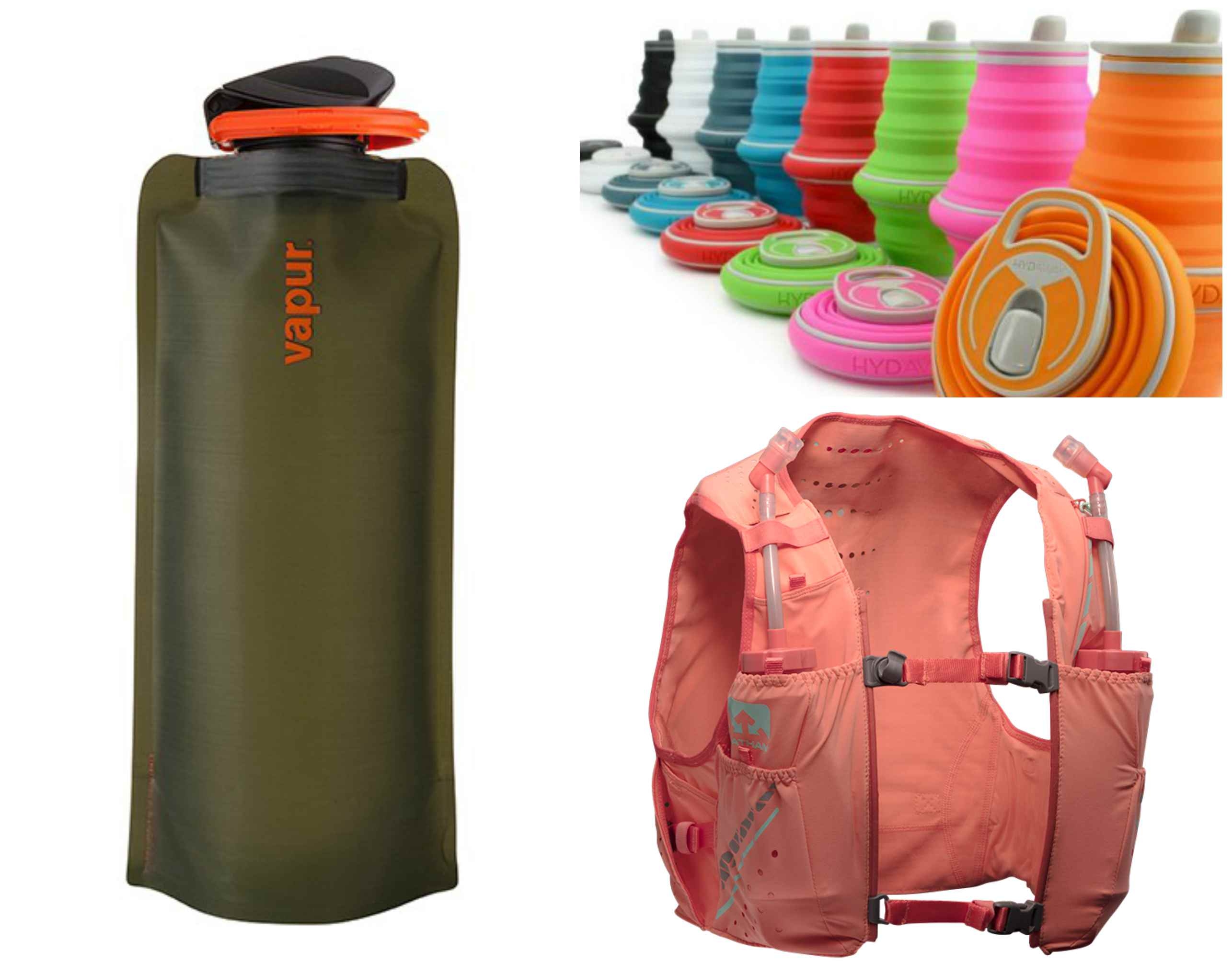 soporte de hidratación para viajes de fitness