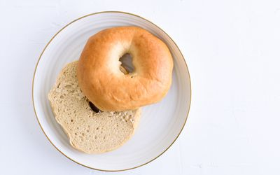 Bagel. Nutrition Facts