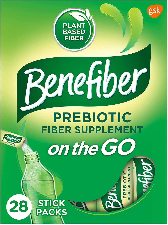 Benefiber On-the-Go Sticks