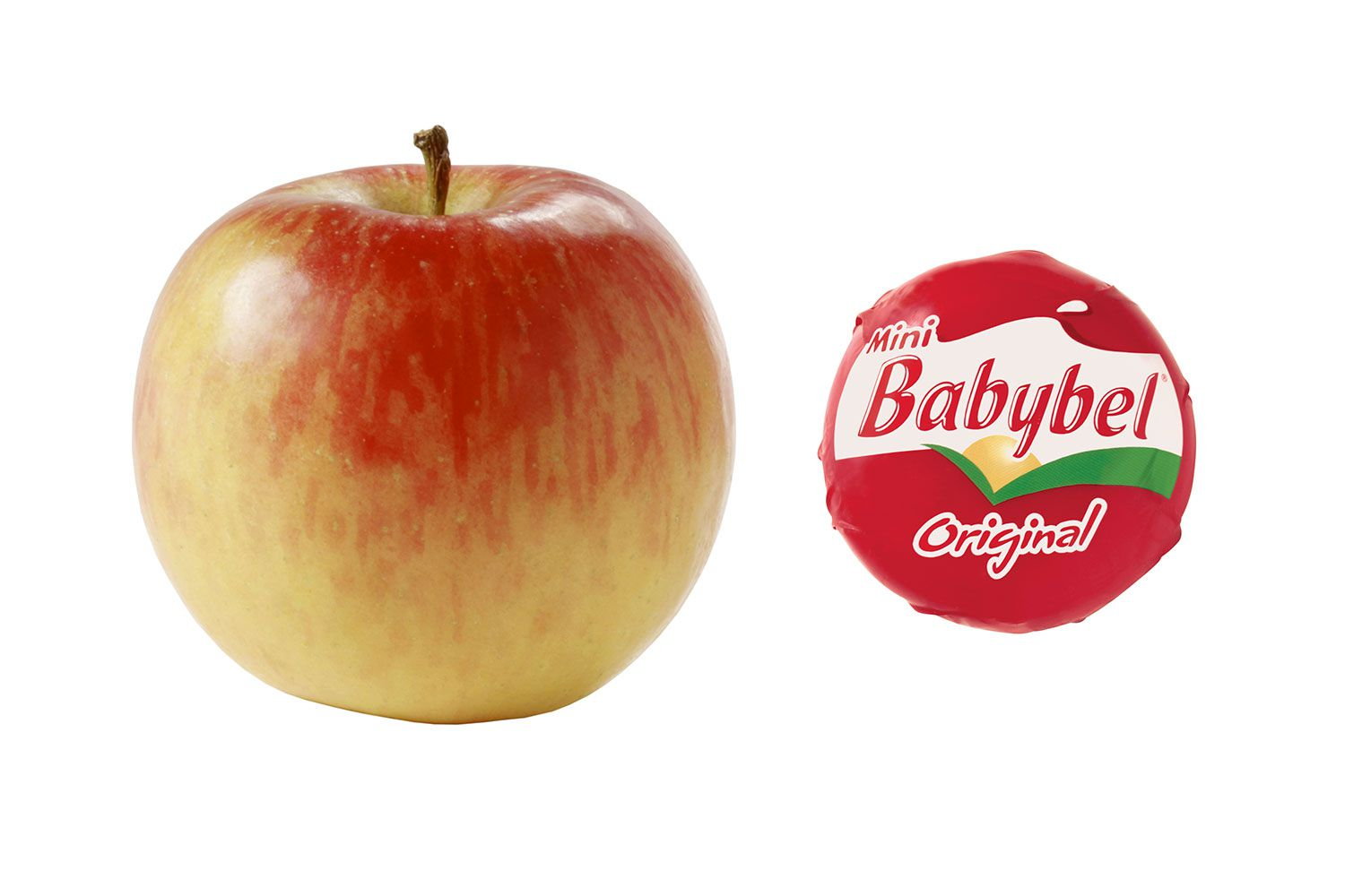 6 Foods to Eat Before a Workout: Apple with light cheese