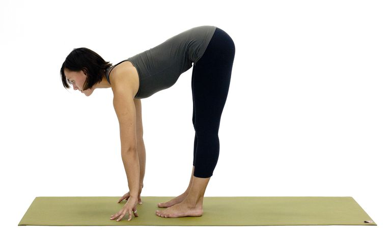 How to Do Half Forward Bend - Ardha Uttanasana