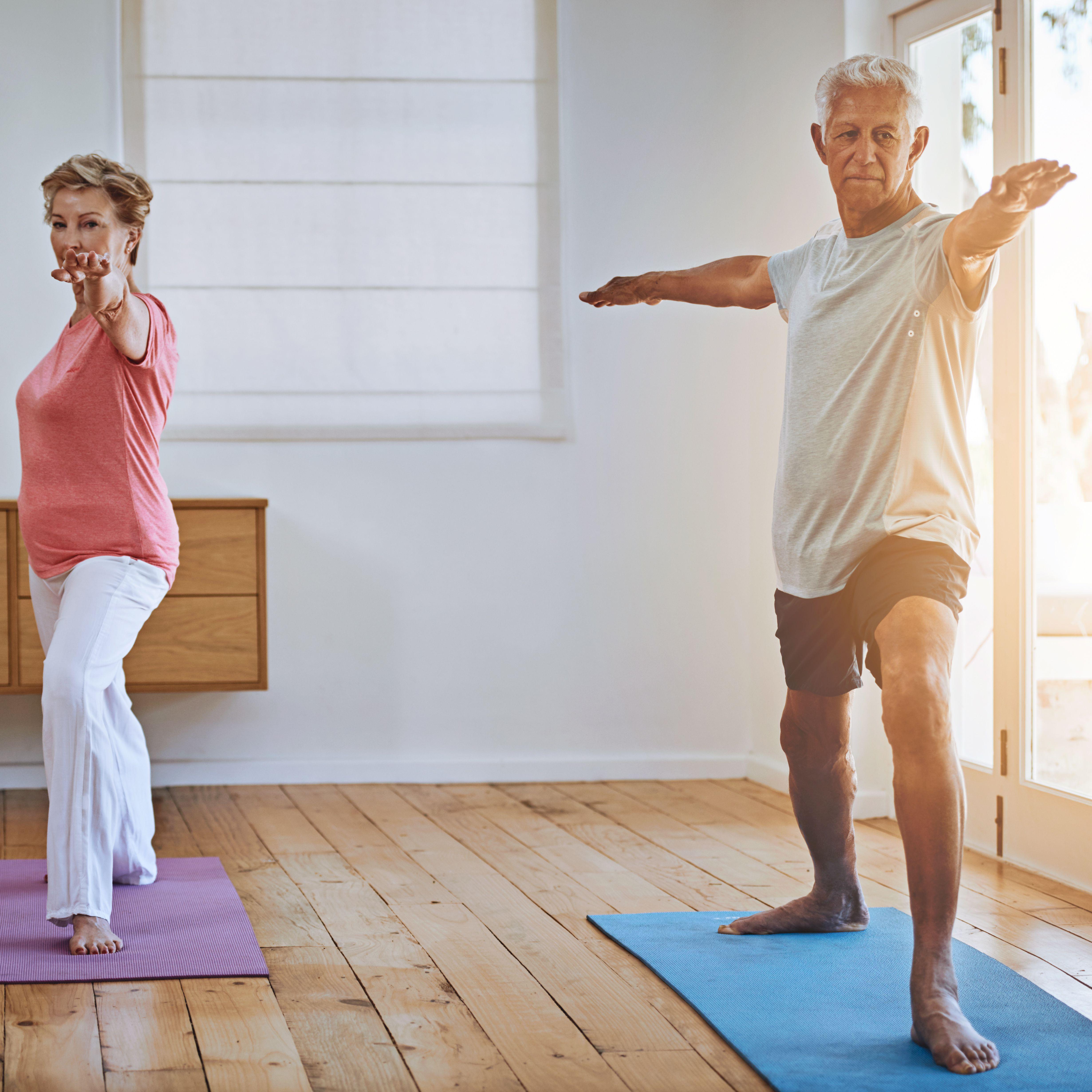 Before You Start Yoga For Seniors