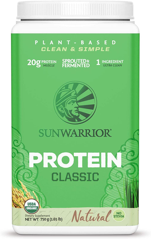 Sunwarrior Brown Rice Protein Powder