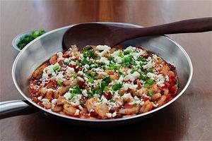 Low-FODMAP Greek Shrimp With Feta Recipe