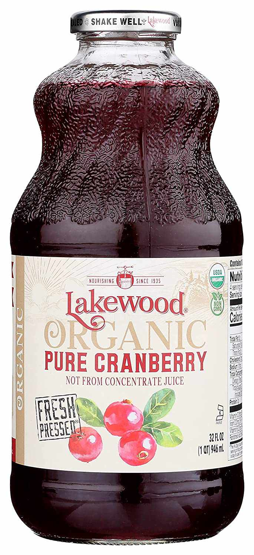 Lakewood Pure Cranberry Juice
