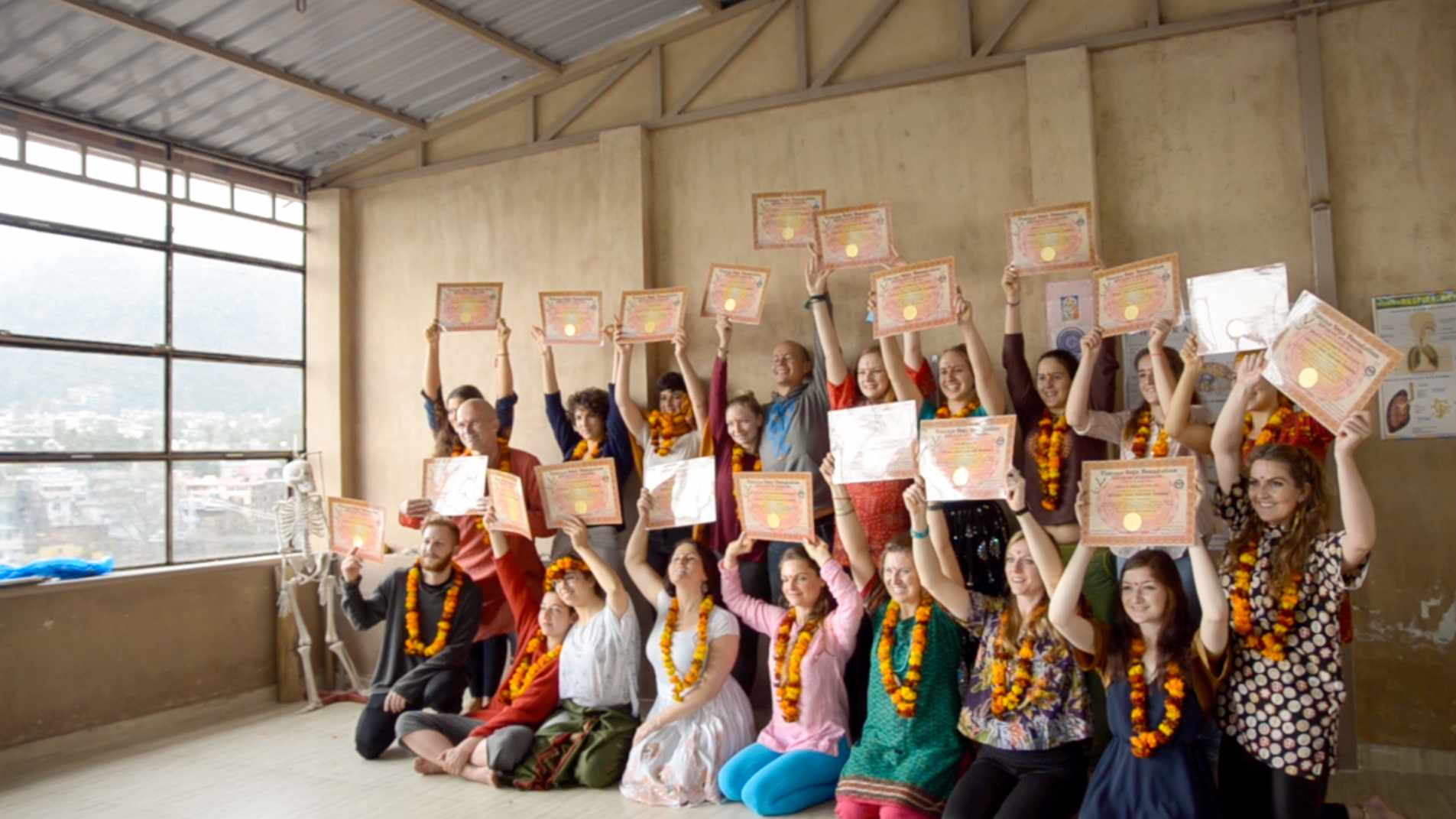 Escuela de Vinyasa Yoga