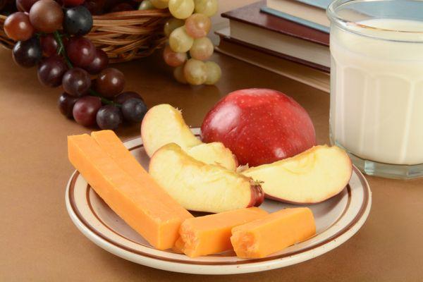 healthy after school snack