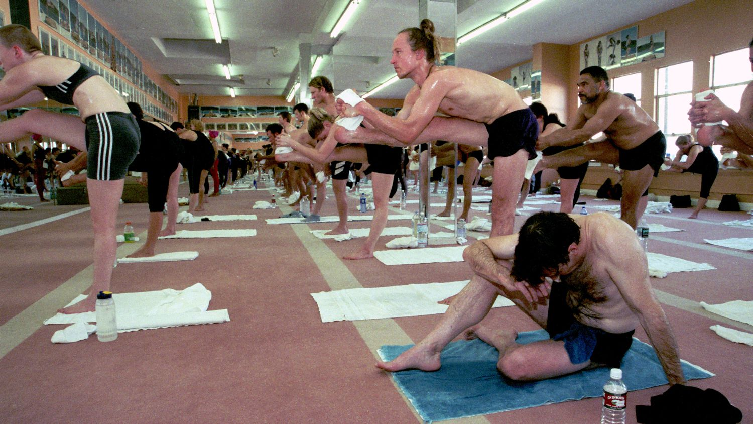 Research On The Safety Of Bikram Yoga