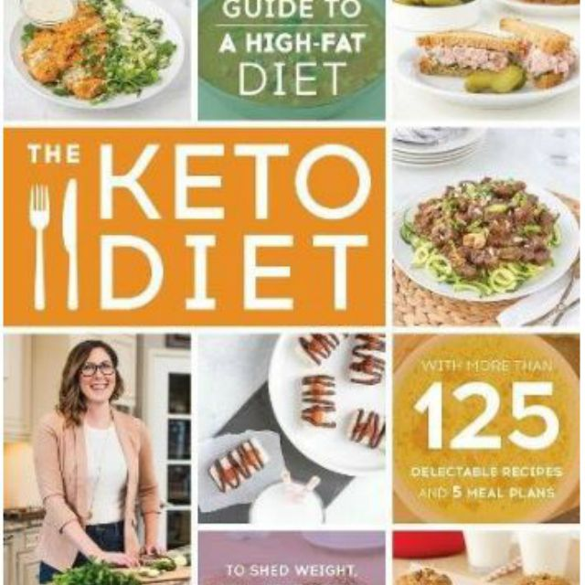 The 8 Best Keto Cookbooks To Buy In 2019