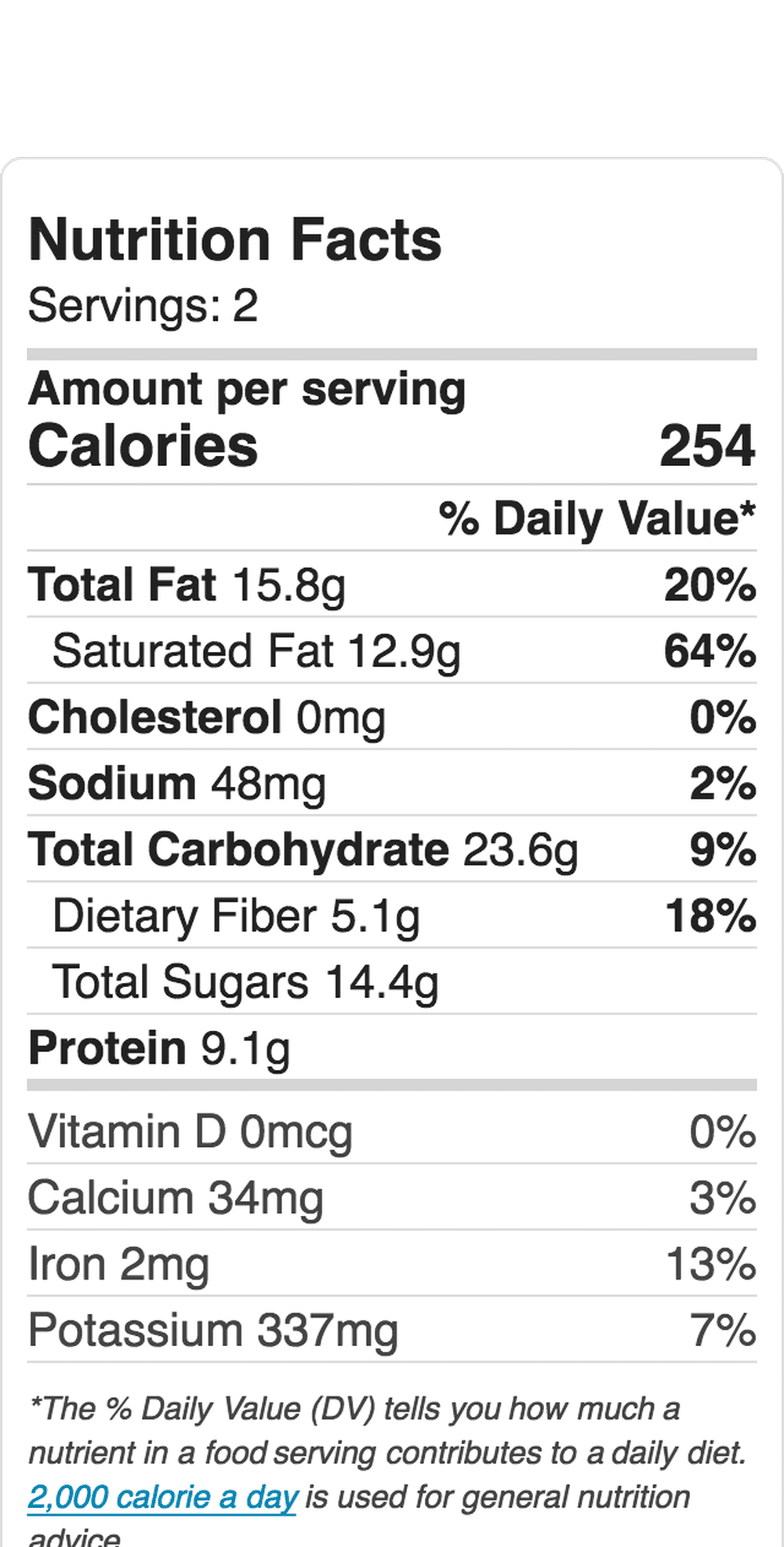 Nutrition Label Embed 930323062 5b3fae3546e0fb0037ad1371