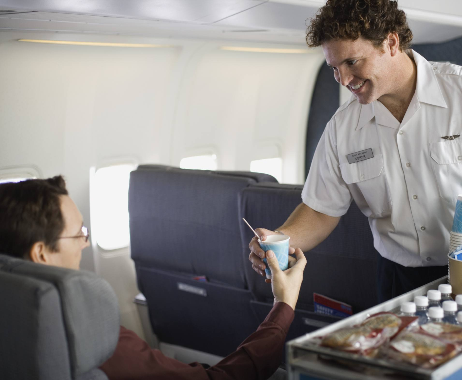 healthy snacks for flying