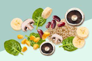Starch diet