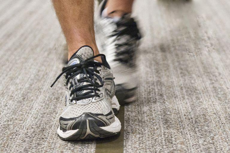 Walking a Line Heel to Toe