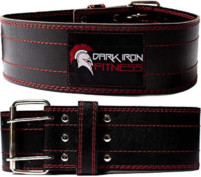 Dark Iron Fitness Lifting Belt